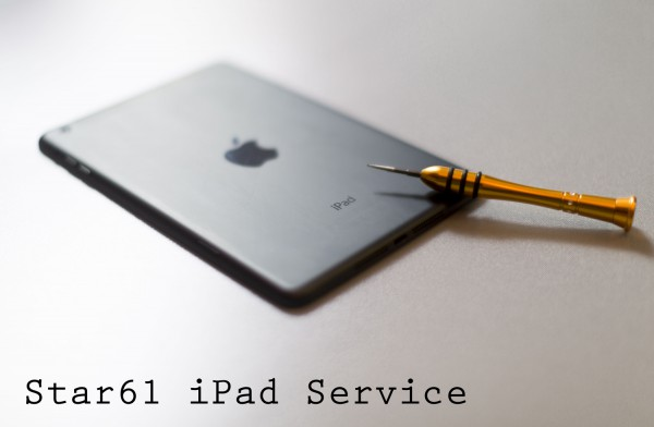 iPad 2 Display Scheibe - Touchscreen Reparatur