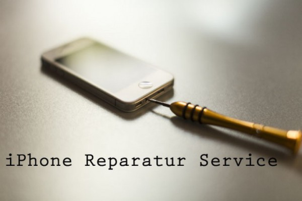 iPhone 4 Display / Touchcreen Reparatur Austausch